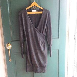 Loft wool dress